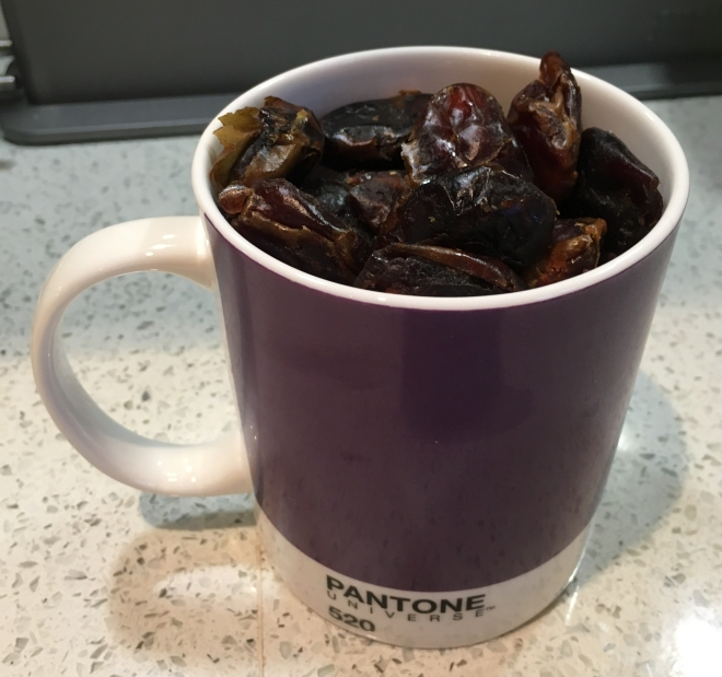 Cup of dates